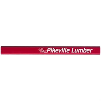 International Carpenter Pencil - Personalization Available