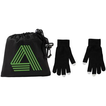 Touchscreen Regular Gloves - Personalization Available