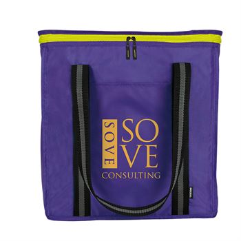 Koozie® Block Grocery Tote Kooler - Personalization Available