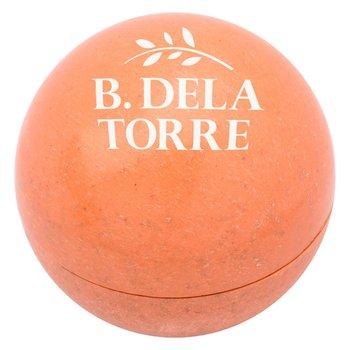 Wheat Lip Moisturizer Ball - Personalization Available