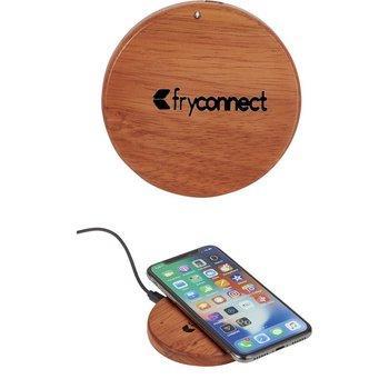 Bora Wooden Wireless Charging Pad