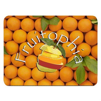 Rectangle Mouse Pad - Full Color Personalization Available