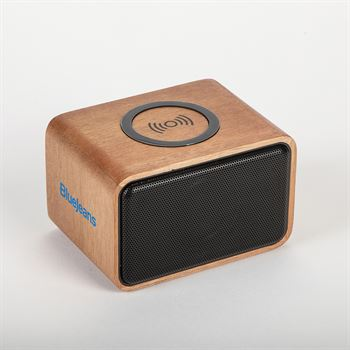BT Speaker and Wireless Charger - Personalization Available