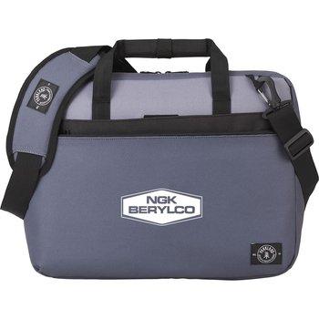 Parkland RPET Script Messenger Bag - Personalization Available