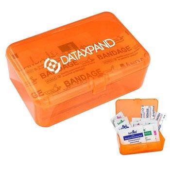 Colurful First Aid Box
