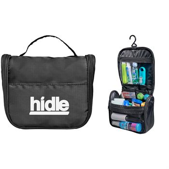 Hanging Toiletry Bag - Personalization Available