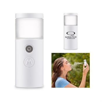 Portable Small Facial Mist Sprayer - Personalization Available