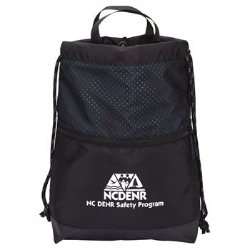 Adelanto Drawstring Bag - Personalization Available