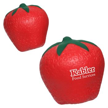 Strawberry Stress Reliever - Personalization Available