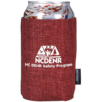 Koozie Two-Tone Collapsible Can Kooler - Personalization Available