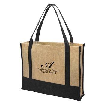 Emporium Tote Bag - Personalization Available