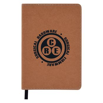Kraft Paper Journal - Personalization Available