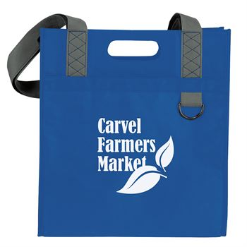 Dual Carry Tote Bag - Personalization Available