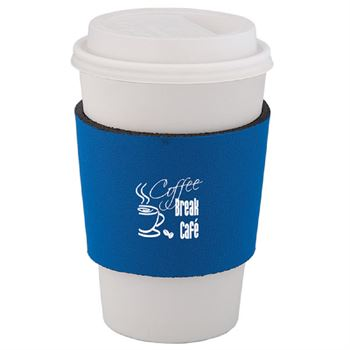 Neoprene Coffee Sleeve - Personalization Available
