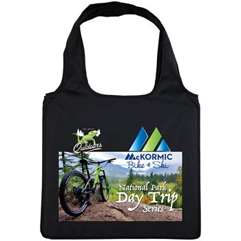 Adventure™ Tote Bag - Full Color Personalization Available