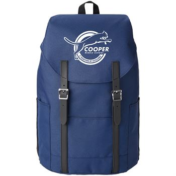 Flip-Top Backpack - Personalization Available