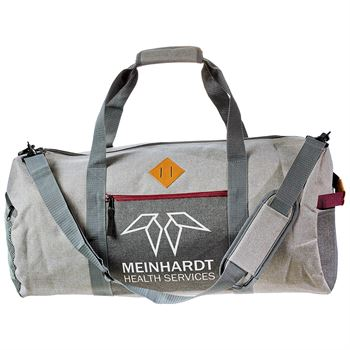 Bordeaux Urban Duffel Bag - Personalization Available