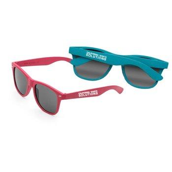 Kailua Wheat Straw Fiber Sunglasses - Personalization Available