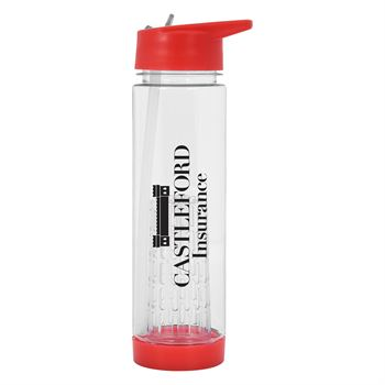 Tritan™ Caldwell Infuser Bottle 25-Oz. - Personalization Available