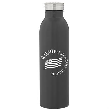 H2go Easton Stainless Steel Water Bottle 20.9 Oz. - Personalization Available