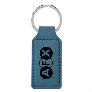 Belvedere Stitched Key Tag - Personalization Available