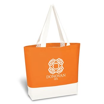 Charisma Laminated Non-Woven Tote Bag - Personalization Available