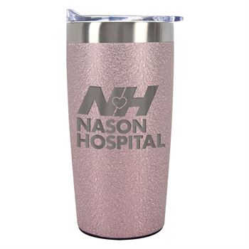 Iced Out Himalayan Tumbler 20-Oz. - Personalization Available