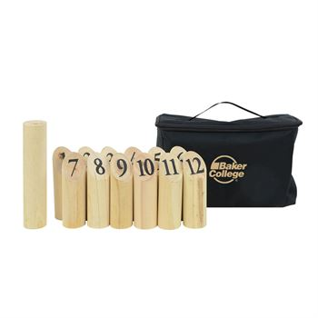 Molkky Throwing Game - Personalization Available