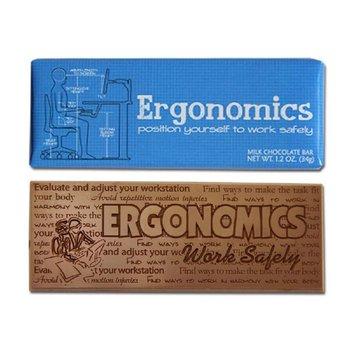 Ergonomics Milk Chocolate Bar