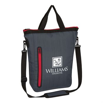 Water-Resistant Sleek Bag - Personalization Available