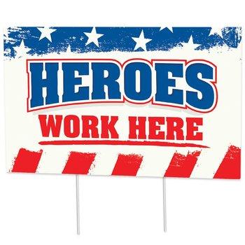 Heroes Work Here 18