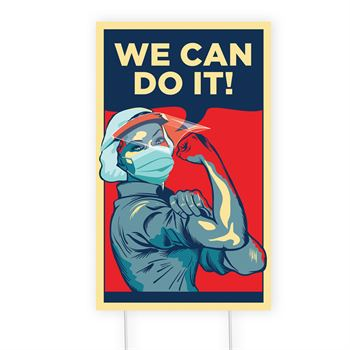 We Can Do It 12