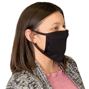 American Made 3-Ply 100% Cotton Face Mask