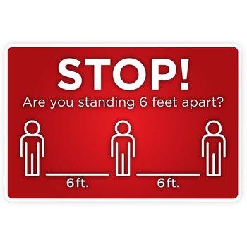 Six Feet Apart 12
