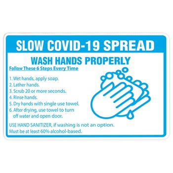 Slow Covid-19 Spread 12