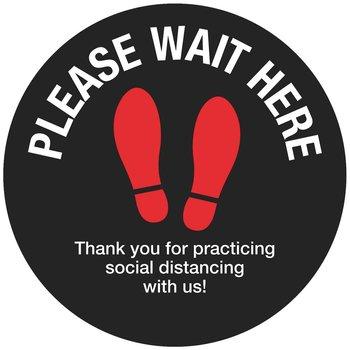 Please Wait Here 12