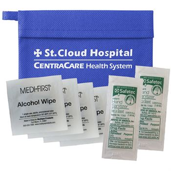 Quick Care Protect Sanitizer Kit - Personalization Available