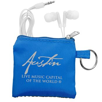 Sporty Ear-Bud Pouch