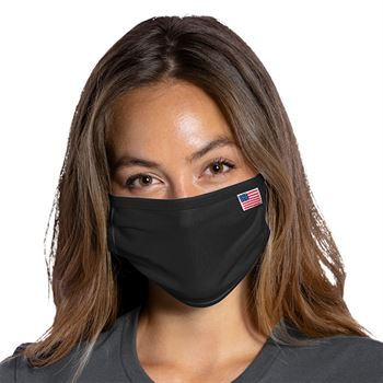 Port Authority All American Cotton Knit Face Mask - Blank