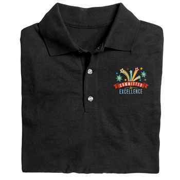 Committed To Excellence Gildan® Dryblend Polo Shirt