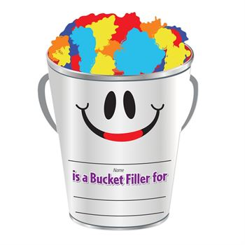 Award Bucket Decorations