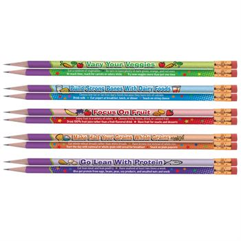 MyPlate Full-Color Pencil Assortment Pack