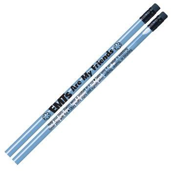 EMTs Are My Friends Heat-Sensitive Pencils
