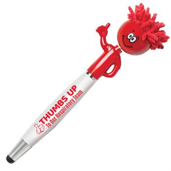 Thumbs Up To Our Respiratory Team Mop Topper™ Stylus Pen