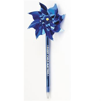 Every Child Matters Pinwheel Pen - Pack of 10