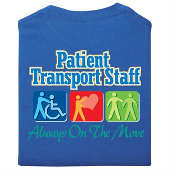 Patient Transport 2-Sided T-Shirt