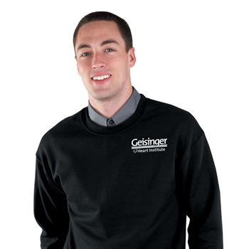 Skilled Enough To Be A Radiology Tech, Crazy Enough To Love It Positive 2-Sided Sweatshirt