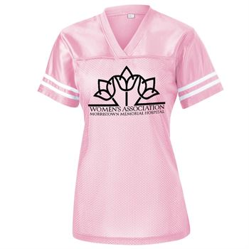 Sport-Tek® Ladies Posicharge® Replica Jersey - Personalization Available