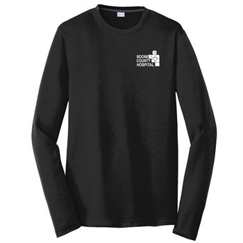 Volunteers: A Work Of Heart Long-Sleeve T-Shirt