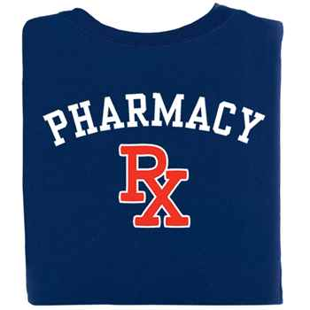 Pharmacy RX 2-Sided T-Shirt - Personalization Available